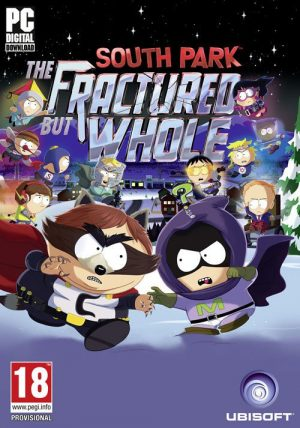South Park: The Fractured But Whole za 71.09 zł – cdkeys